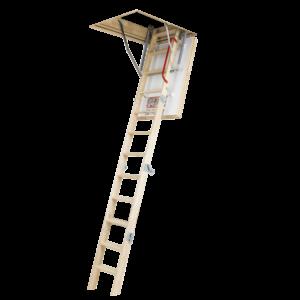 FAKRO LTK Energy puidust redeliga energiasäästlik pööninguluuk