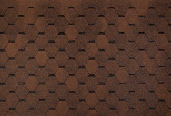 HULGIMÜÜK!  Bituumensindel Tegola kärjekujuline, värvivalik. Minimaalne tellimus 201m2 (67pk.)