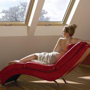 Väga energiatõhusad katuseaknad FAKRO