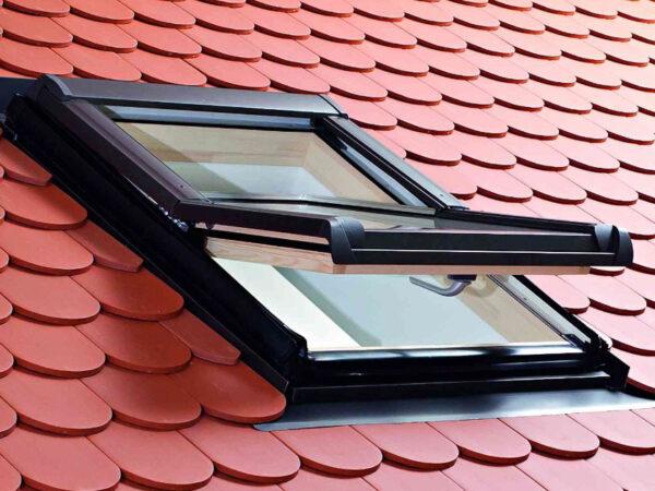 Kahesüsteemsed katuseaknad ROTO