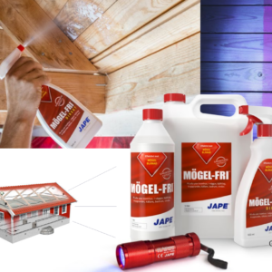 Mögel-Fri tõhus vahend seeneoste, puidusine ja hallituse vastu.