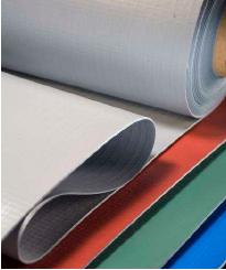 PVC FATRAFOL 810 1,5mm. rull  1,30 x 20m. 26m2 erivärvid
