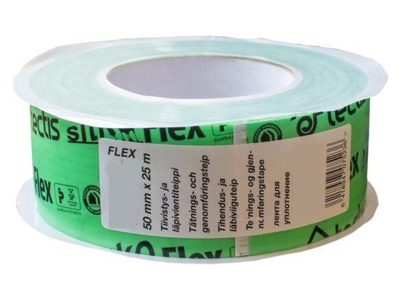 Kõrge nakkuvusega tihendusteip S-Flex